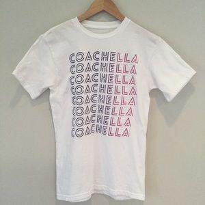 Tops - Coachella Graphic Tee